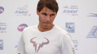 Tennis: Rafael Nadal déclare forfait pour Indian Wells et Miami