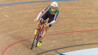 Valère Thiébaud sélectionné pour les championnats du monde sur piste