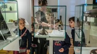 L'histoire de la Métropole  horlogère à hauteur d'enfant