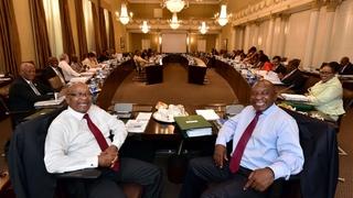 Le Congrès national africain «finalise» le départ de Zuma
