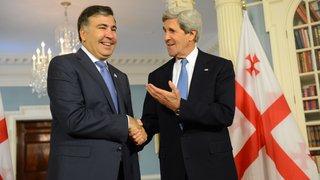 Kiev expulse le trublion Saakachvili en Pologne