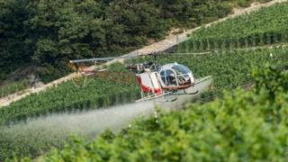 L'initiative «pesticides» a enfin décollé