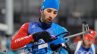 Martin Fourcade au sommet du sport français