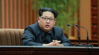 Pyongyang condamne  les sanctions américaines