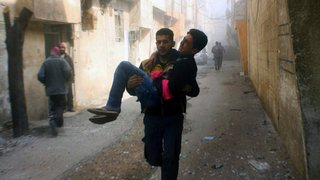 Les raids continuent sur  la Ghouta malgré la trêve