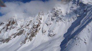Valais: une Valaisanne de 40 ans a perdu la vie après avoir été emportée par une avalanche à Arolla
