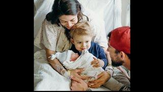Michael Phelps annonce la naissance de Beckett Phelps