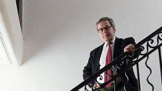 Les confidences du procureur général neuchâtelois Pierre Aubert
