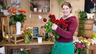 La Saint-Valentin: grosse date, petites affaires pour les fleuristes neuchâtelois