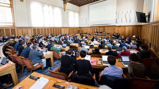 Budget et Caisse de pension de la session du Grand conseil