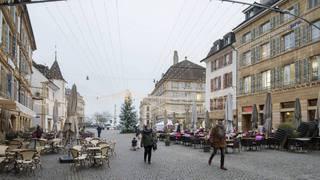 Neuchâtel: l'Open Air du Nifff migre sur la place des Halles