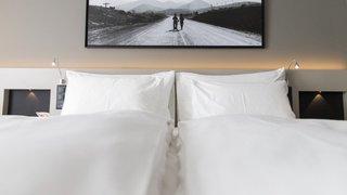 Tourisme: l'hôtellerie suisse proche de ses années record en 2017