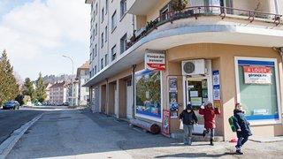 Le Locle: fermeture du kiosque des Jeanneret, privé de la clientèle pendulaire