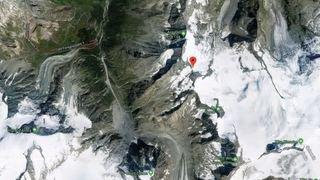 Valais: une personne emportée par une avalanche à Arolla