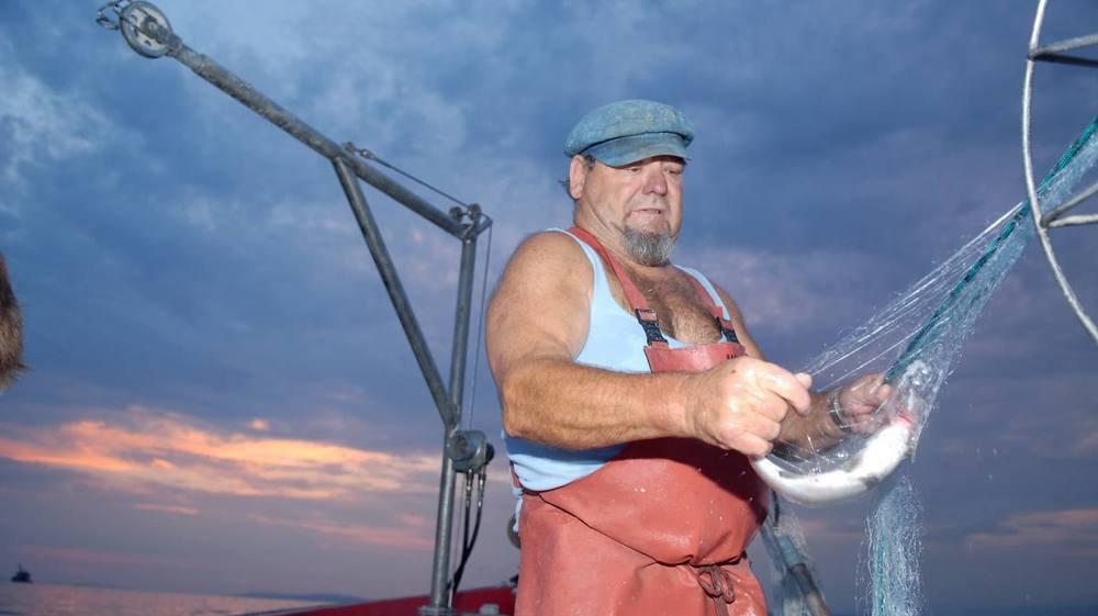 En 2006, Sami avait embarqué un journaliste et un photographe  de «L'Express» pour une inoubliable partie de pêche.