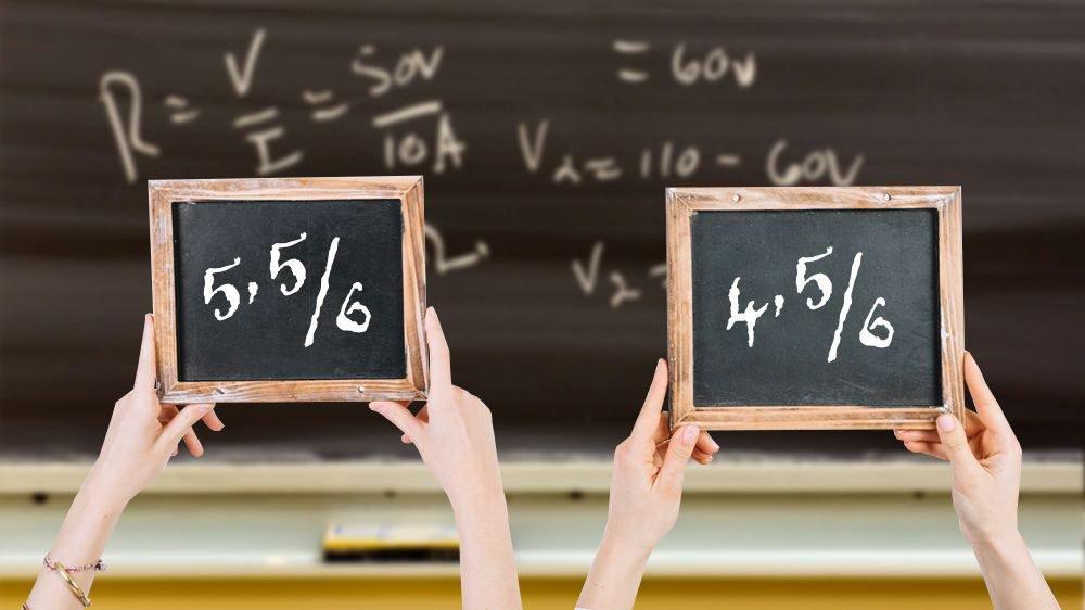Au lycée Jean-Piaget de Neuchâtel, les élèves doivent noter la qualité de l'enseignement.