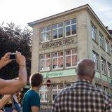 Visite urbanisme horloger - La Chaux-de-Fonds