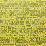 Tournée des Prix suisses de littérature 2018