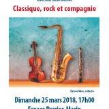 Classique, rock et compagnie