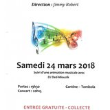 Concert annuel de la Fanfare L'Espérance de Noiraigue