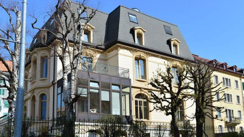 L'Hôpital neuchâtelois veut déménager La Chrysalide