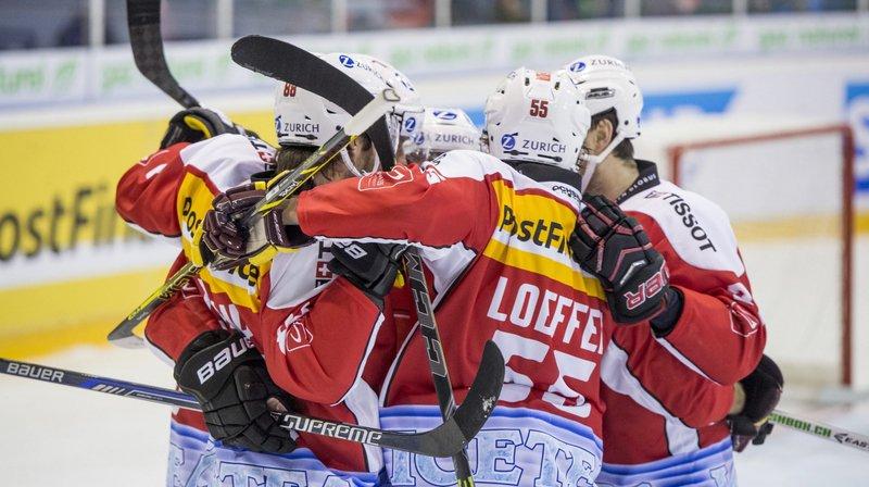 Romain Loffel et la sélection de Patrick Fischer seront, ce vendredi, aux Mélèzes.