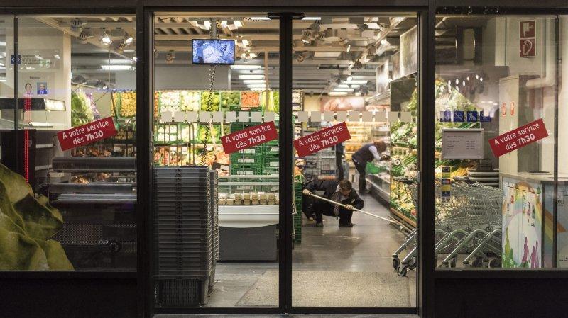L'ouverture des magasins Coop dès 7h30 le matin, une fausse bonne idée?