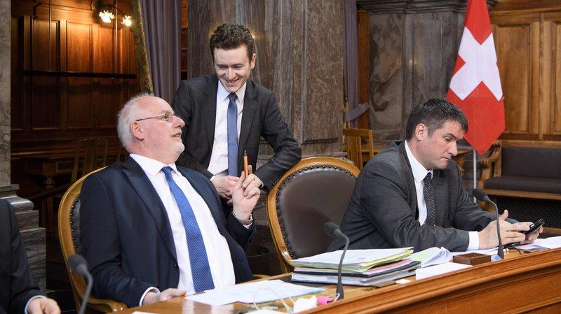 Didier Berberat ira au bout de son mandat au Conseil des Etats