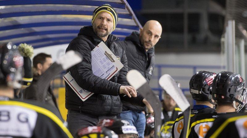 Le CP Fleurier ne veut pas avoir de regret après son dernier match à Martigny