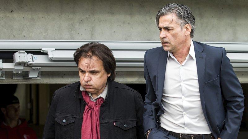 Le FC Sion suspendu un an de compétition européenne — Suisse
