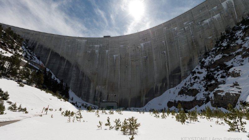 Energie: 62% de l'électricité consommée en Suisse est d'origine renouvelable
