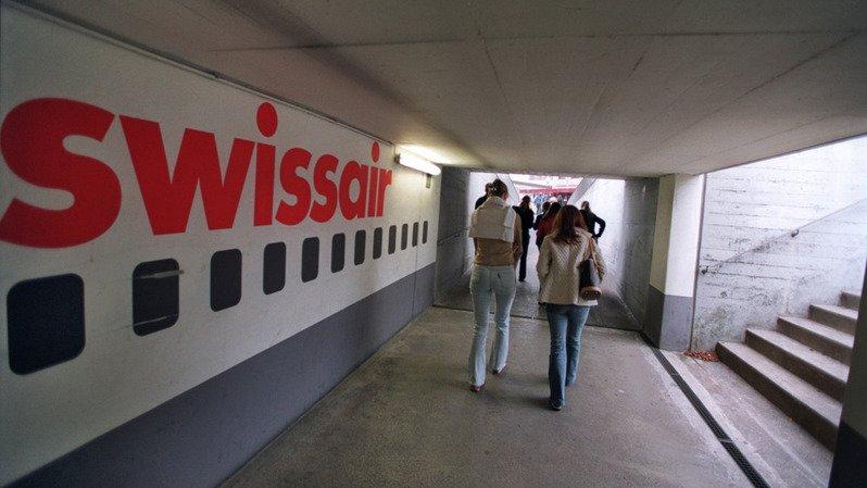 Justice: une plainte contre d'ex-dirigeants de Swissair rejetée