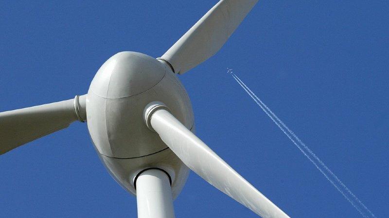 La plupart des collisions peuvent être évitées si on interrompt l'exploitation lorsque le vent souffle à moins de 5 mètres par seconde (illustration).