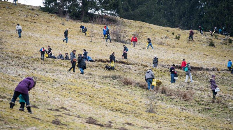 La traditionnelle course aux œufs se déroulera le lundi 22 avril.