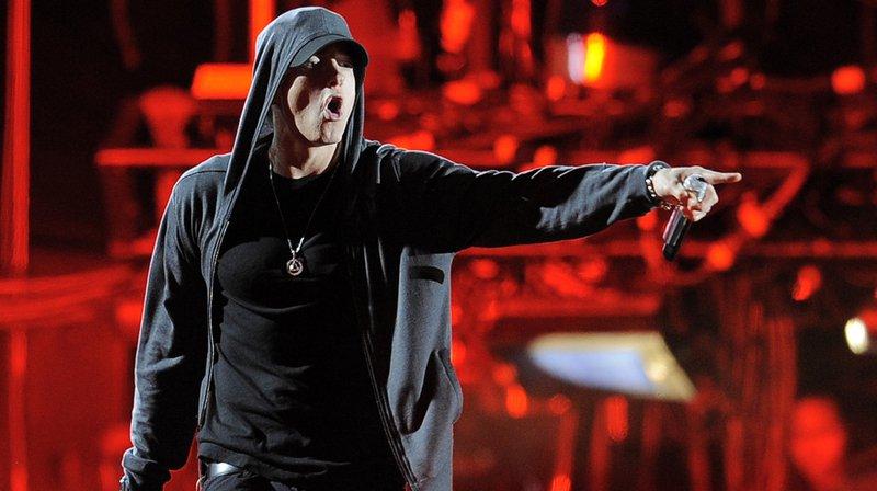 Etats-Unis: après la tuerie de Floride, Eminem fustige la NRA aux iHeartRadio Music Awards