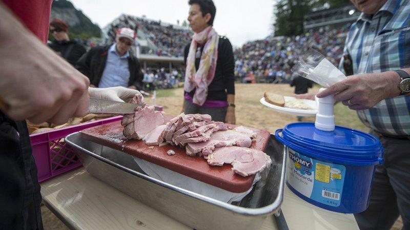 Les Suisses ont consommé 50 kilos de viande en 2017
