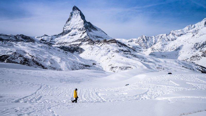 Zermatt: l'Allemand porté disparu est un riche héritier s'entraînant pour la Patrouille des Glaciers
