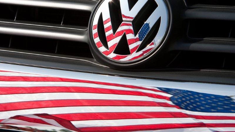 A l'heure actuelle, les Etats-Unis appliquent des tarifs douaniers de 2,5% sur les voitures assemblées en Europe et de 25% sur les camionnettes et pickups. (illustration)