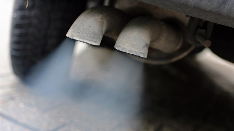 Voitures diesel responsables de la pollution au dioxyde d'azote