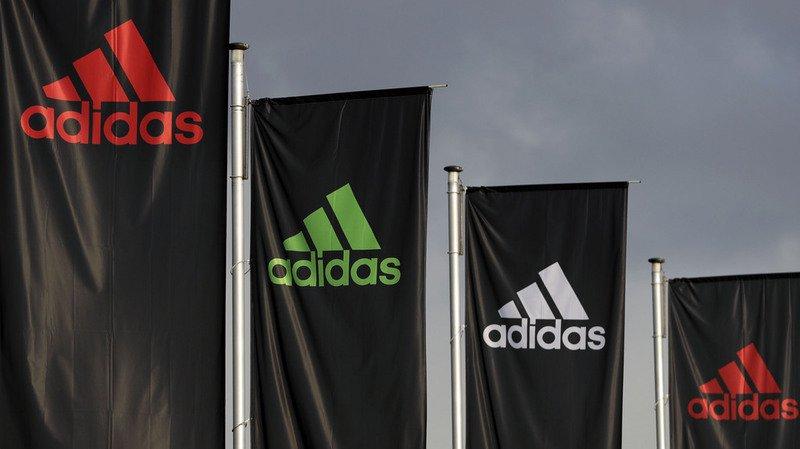 Adidas: chiffre d'affaires record en 2017 à 21,22 milliards d'euros