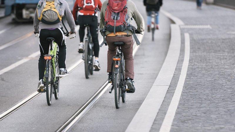 Les ventes de vélos en Suisse dopées l'an passé par le beau temps
