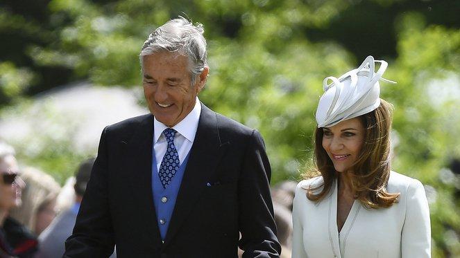 France: le beau-père de Pippa Middleton, belle-soeur du prince William, inculpé pour viol sur mineure