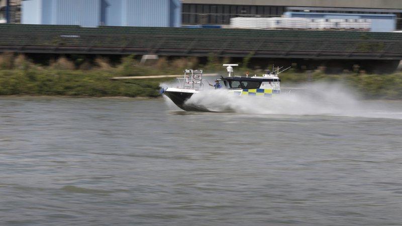 Les occupants du bateau, deux femmes et deux hommes, n'ont pas été blessés. (illustration)