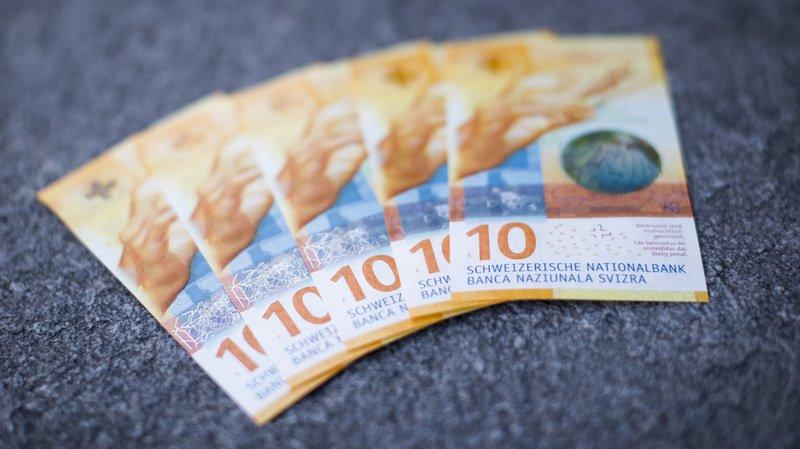 Le billet de 10francs élu plus beau billet de banque du monde