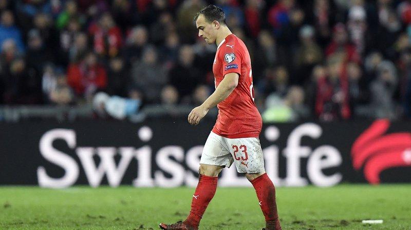 Football: Shaqiri forfait, Oberlin convoqué pour les deux premiers matches de la Nati
