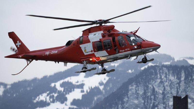 Secours aérien: la Rega est intervenue 200 fois durant le week-end de Pâques