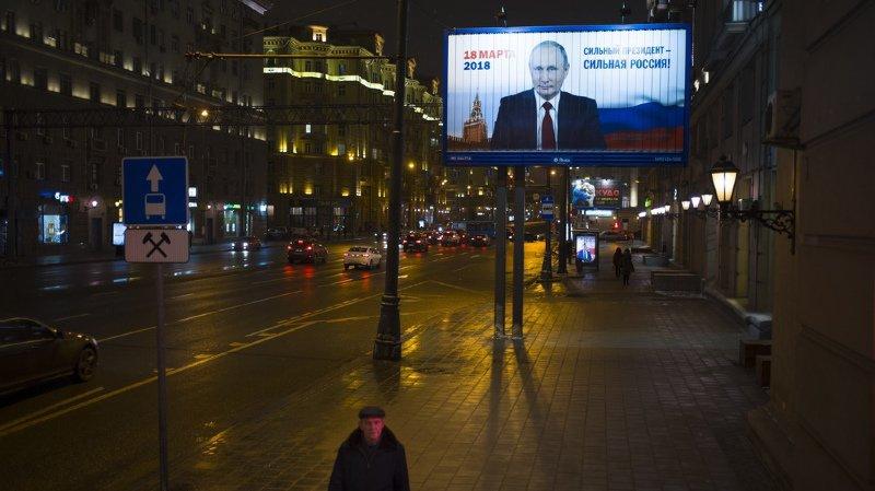 Russie: Poutine conforté face aux Occidentaux par son triomphe électoral