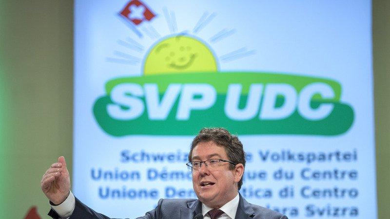 Suisse: l'UDC accuse Berne de dissimuler la vérité dans le débat sur l'accord-cadre avec l'UE