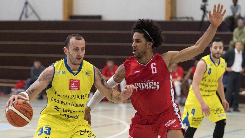 Basketball: précieux succès de Pully Lausanne à Winterthour dans le tour intermédiaire 7-12