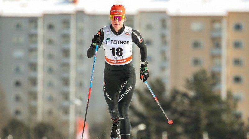 Ski nordique: Nadine Fähndrich disqualifiée à Drammen coupe du monde de sprint